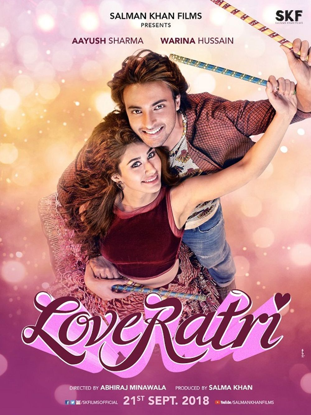Love Ratri Movie Review English Movie Review