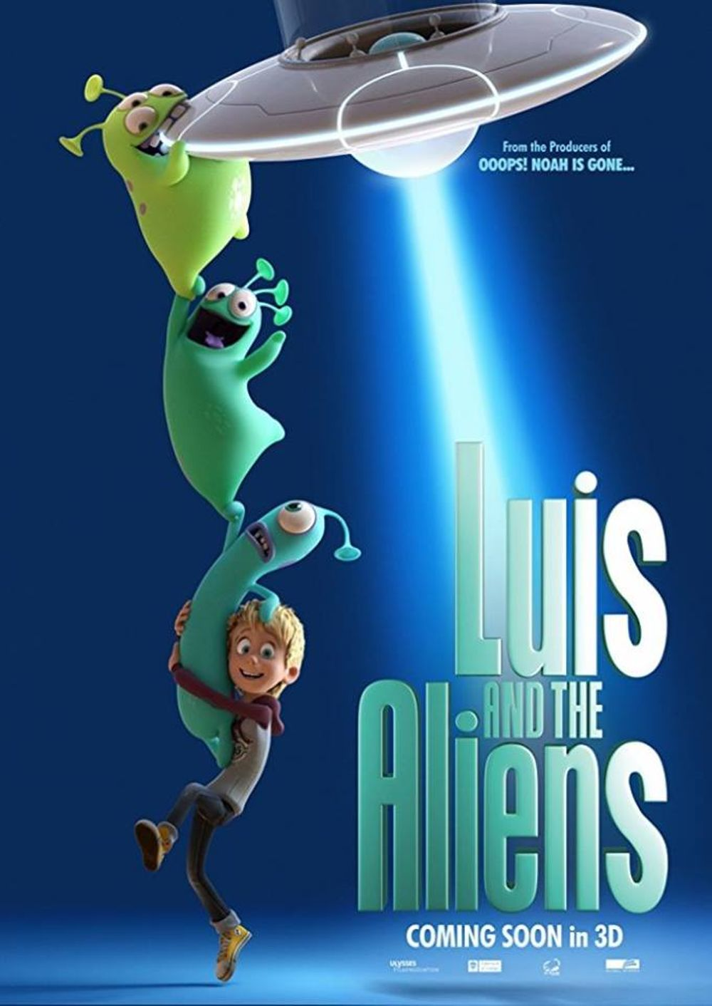 Luis And The Aliens Movie Review English Movie Review
