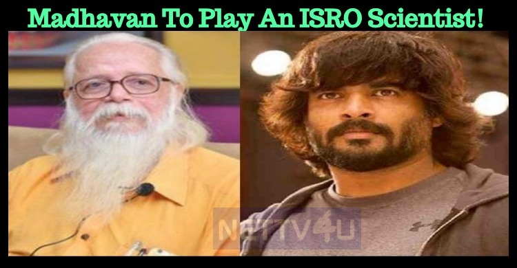 Madhavan To Play An ISRO Scientist!