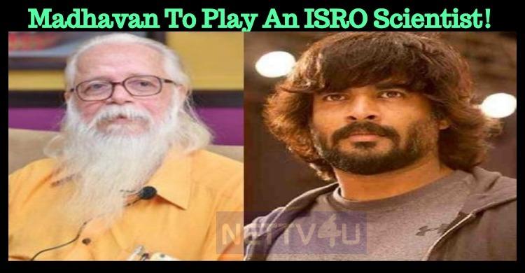 Madhavan To Play An ISRO Scientist!