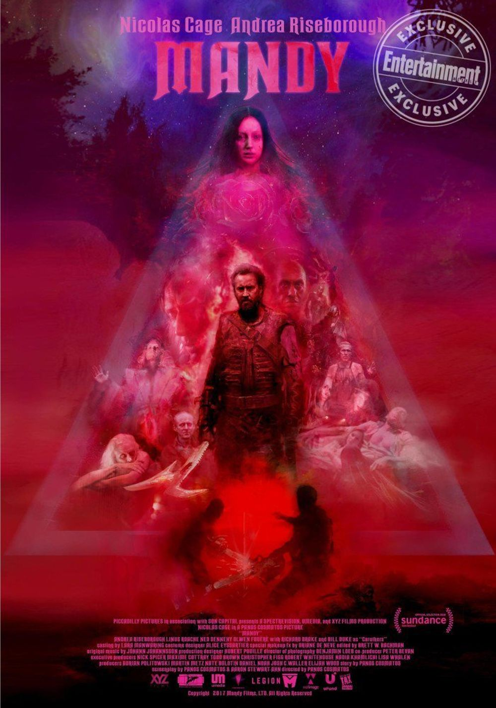 Mandy Movie Review English Movie Review
