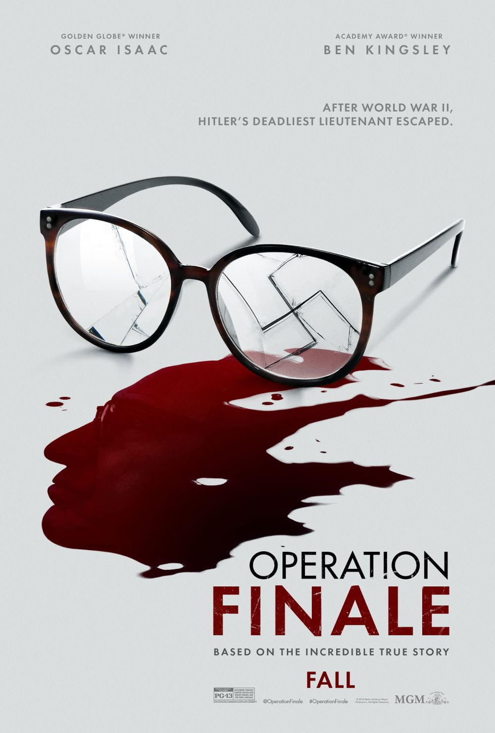 Operation Finale Movie Review English Movie Review