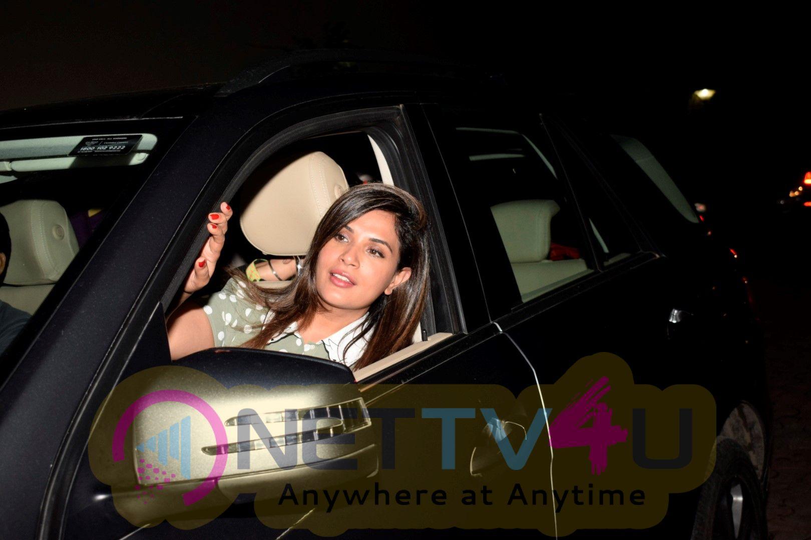 Screening Of Soorma At Yashraj Studios Pretty Images