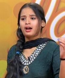 Singer Saumya Mishra