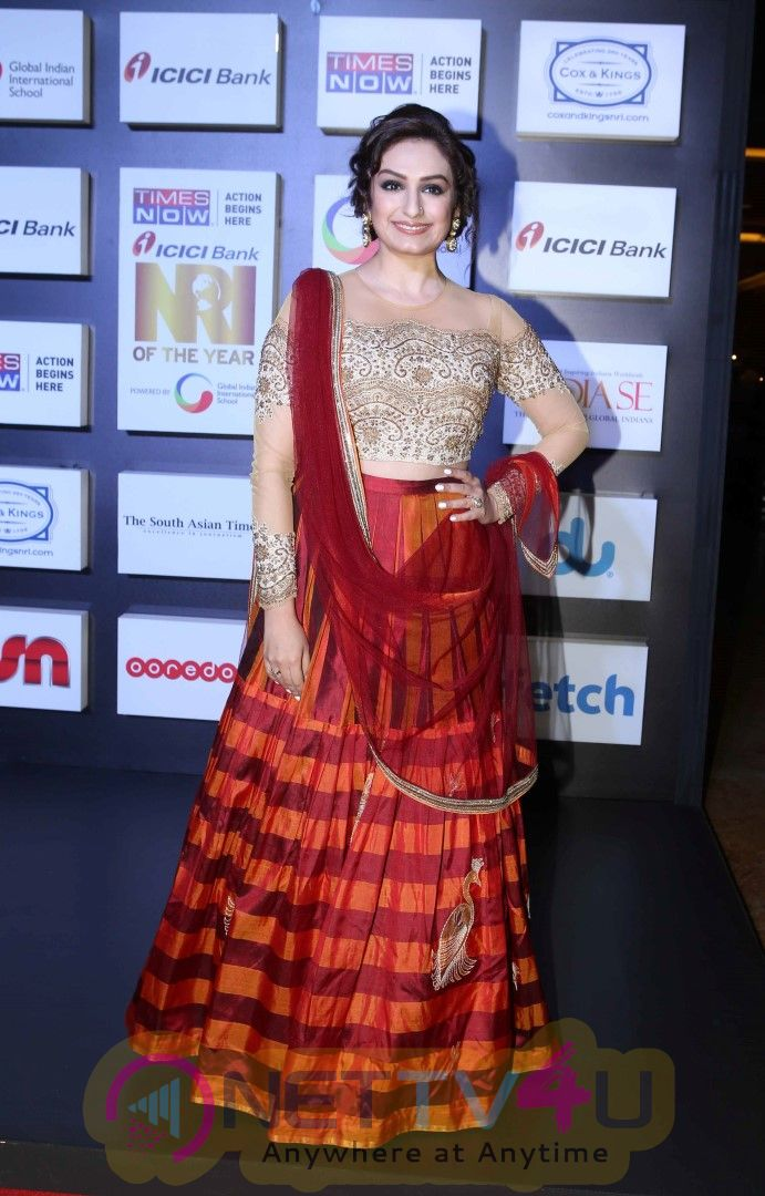 Times Now NRI Of The Year Awards At Grand Hyatt In Mumbai Superb Images  Hindi Gallery