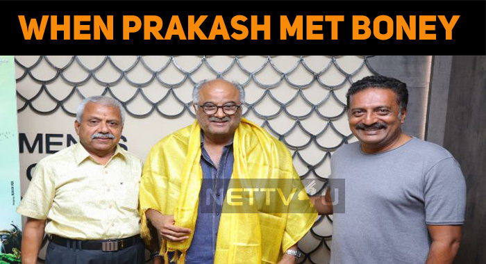 Prakash Raj Plays An Important Role In Thala 60..