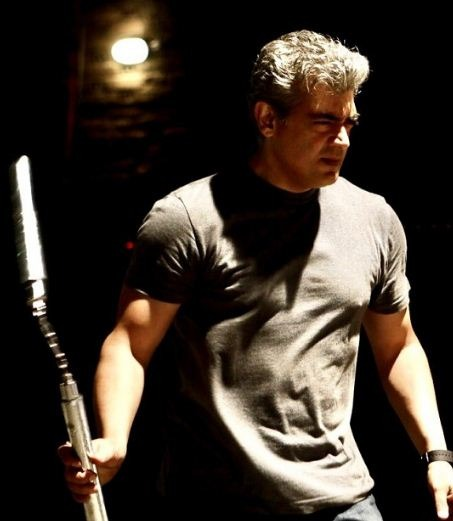 Ajith Stands At The Top Of The World!