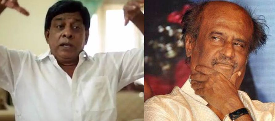 Singamuthu's Controversial Comment On Rajini's Political Entry!