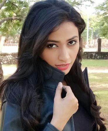 Aaghnya Bisht Hindi Actress