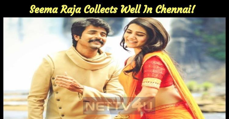 Seema Raja Collects Well In Chennai!