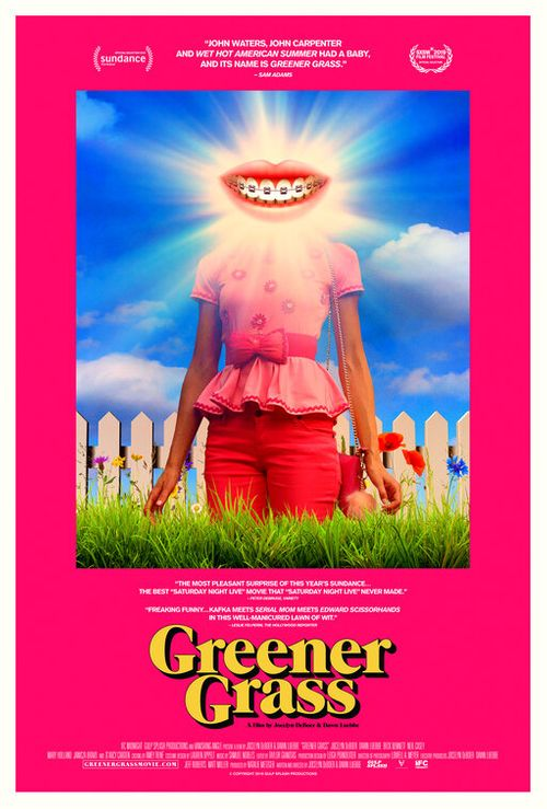 Greener Grass Movie Review