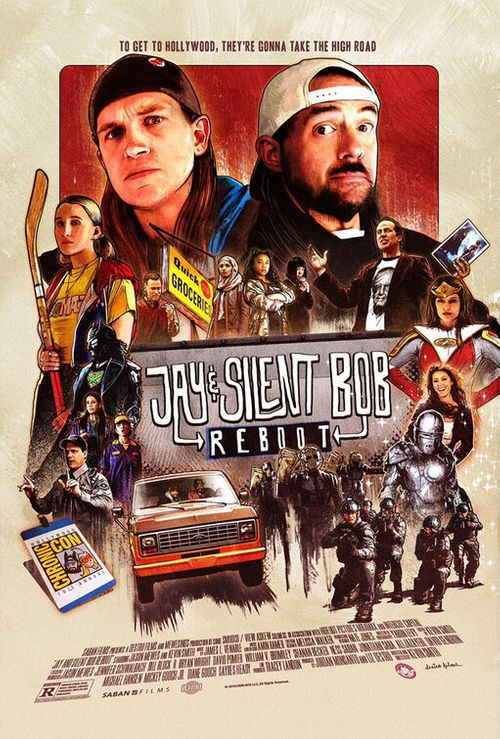 Jay And Silent Bob Reboot Movie Review