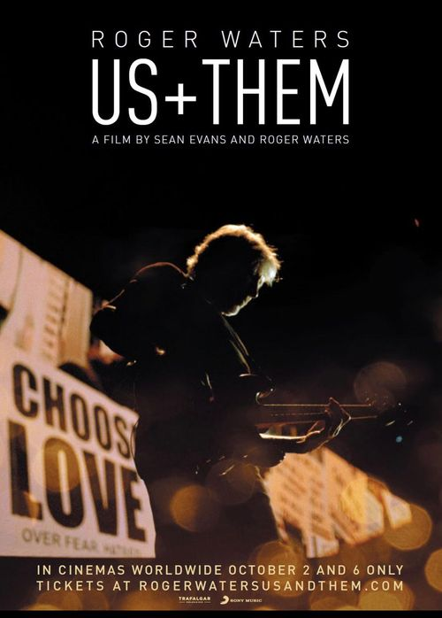 Roger Waters Us + Them Movie Review