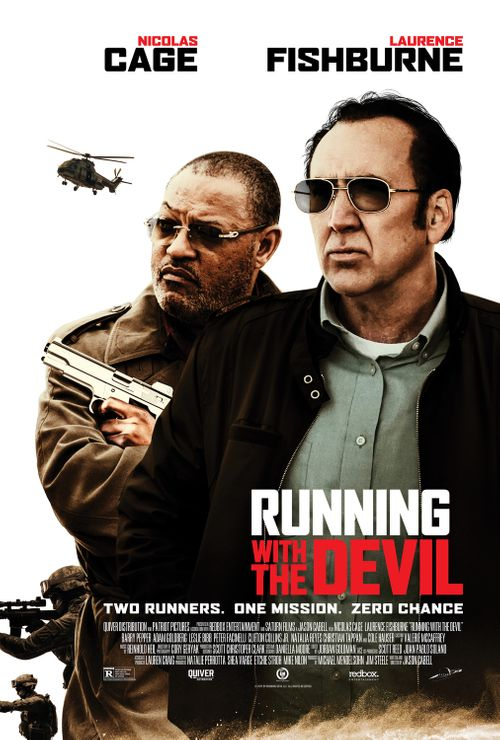 Running With The Devil Movie Review