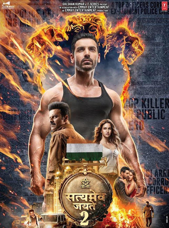 Satyameva Jayate 2 Movie Review