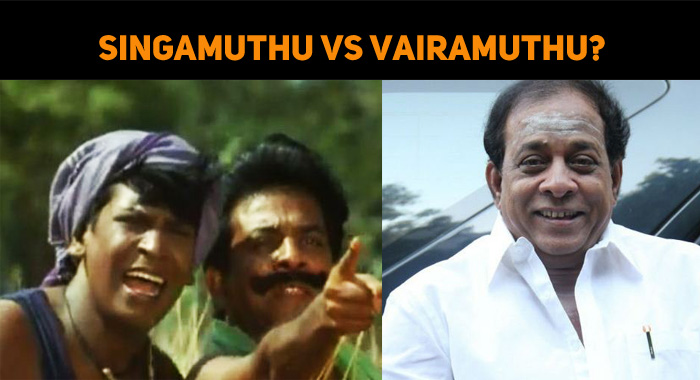 Vadivelu's Former Counterpart To Compete With V..