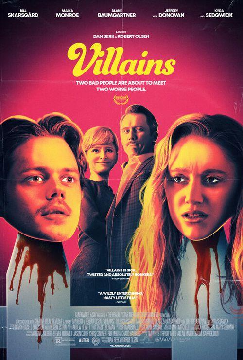 Villains Movie Review
