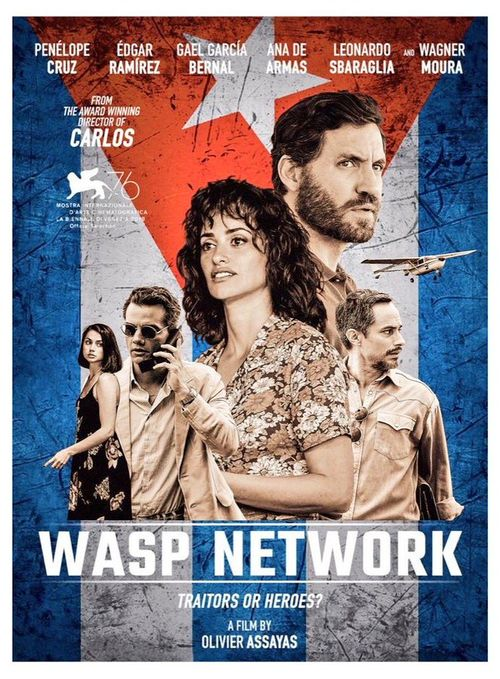 Wasp Network Movie Review