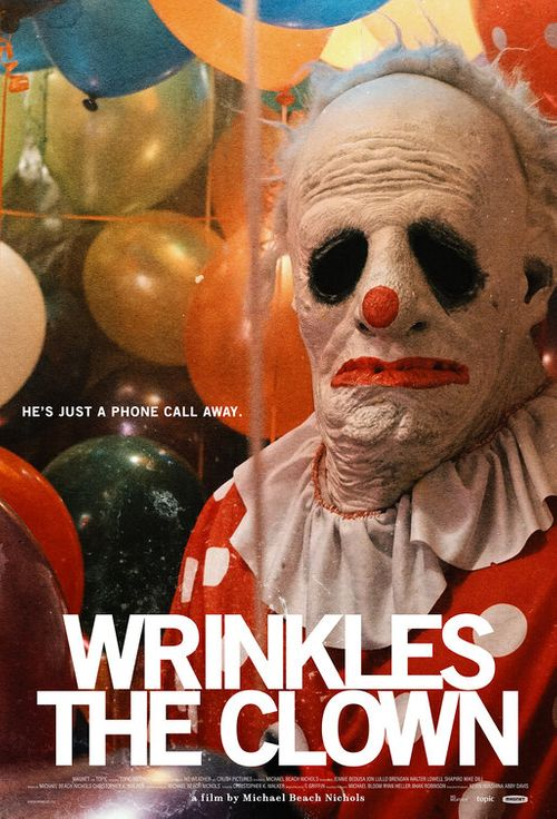 Wrinkles The Clown Movie Review