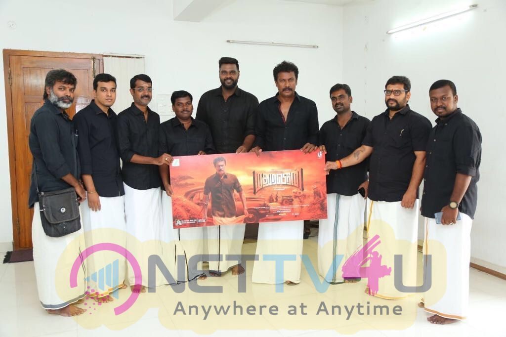 Madura Veeran Single Song Press Release Photos