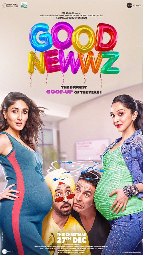 Good Newwz Movie Review