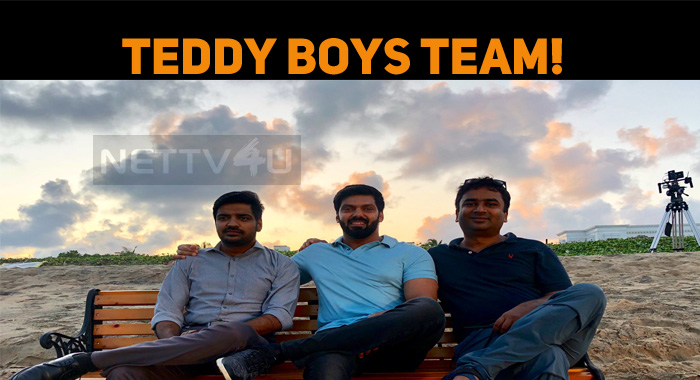 Teddy Boys Team!