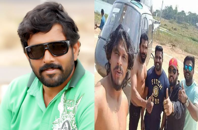 Ravi Verma Didn't Direct The Chopper Stunt?