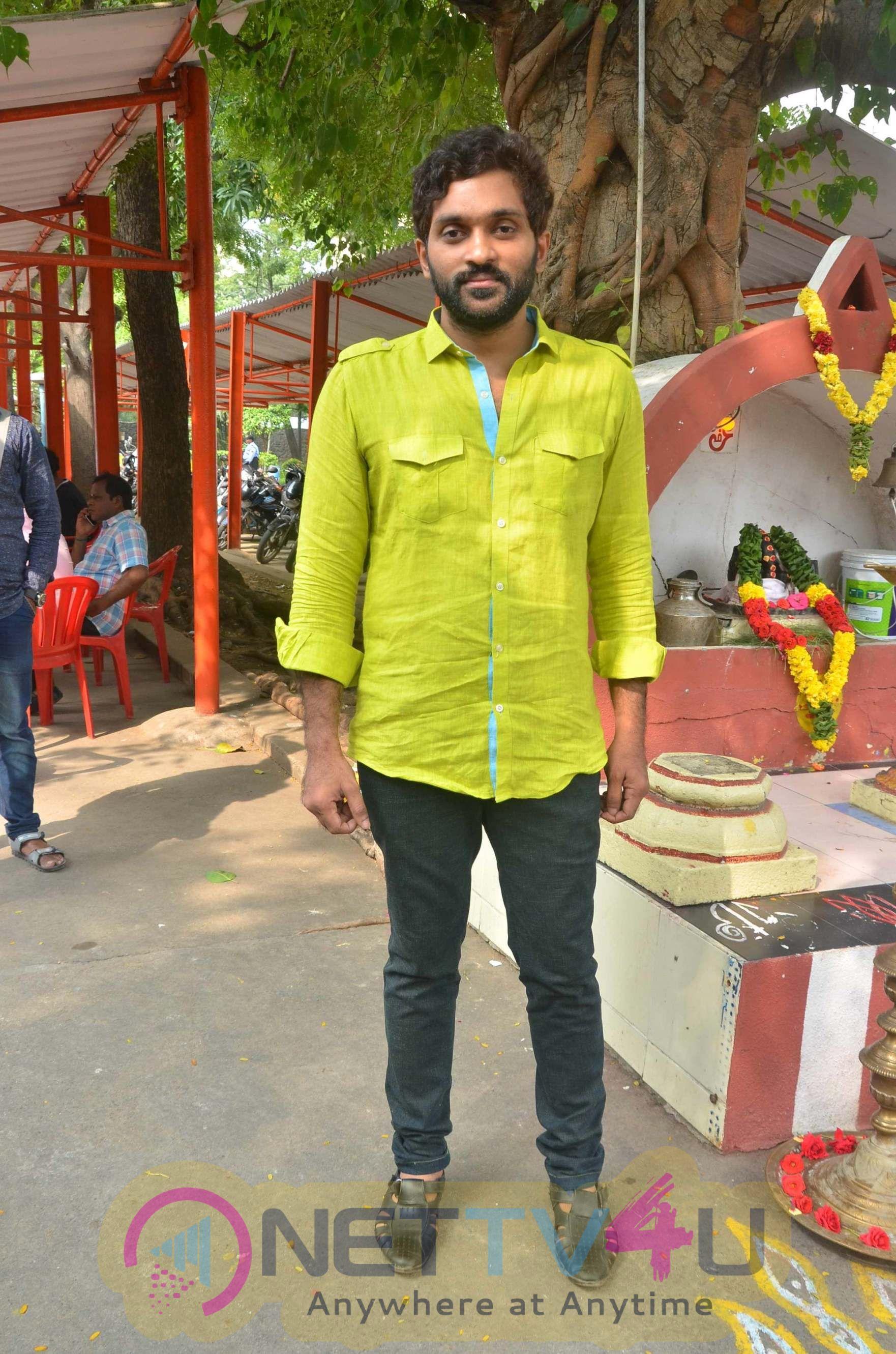 Eedili Movie Pooja Photos
