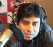 RJ Anuraag Pandey Telugu Actor
