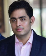 Akash Ambani Hindi Actor