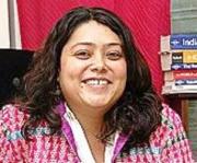 Amrita Mahal English Actress