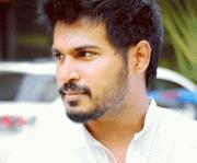 V J Rakshan Tamil Actor