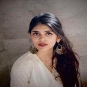 Sanjana Sanghi Hindi Actress
