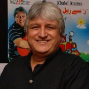 Khalid Anum Hindi Actor