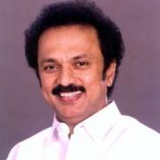 M K Stalin Tamil Actor