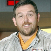 Nick Frost English Actor