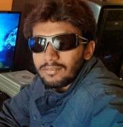 Venki UDV Kannada Actor