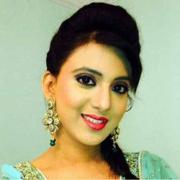 Nazea Sayed Hindi Actress
