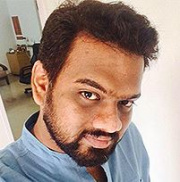 Dinesh Ponraj Tamil Actor