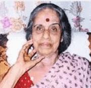 Santha P. Nair Malayalam Actress