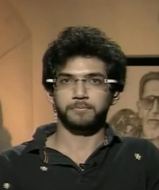 Aditya Thackeray Hindi Actor