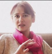Arjumand Rahim Hindi Actress