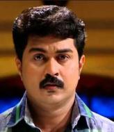 Binil Khader Malayalam Actor