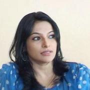 Rithika Srinivas Tamil Actress
