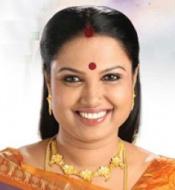 Usha Elizabeth Tamil Actress