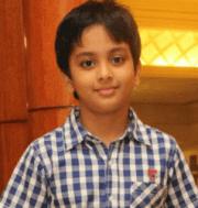 Aarush Tamil Actor