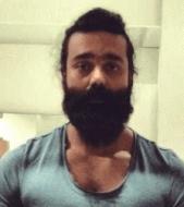 Aniket Chouhan Tamil Actor
