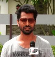 Aryan Srinivasan Tamil Actor