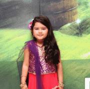 Baby Vedika Tamil Actress