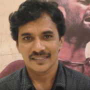 CS Balachandar Tamil Actor
